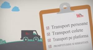 transport germania - romania waltrans